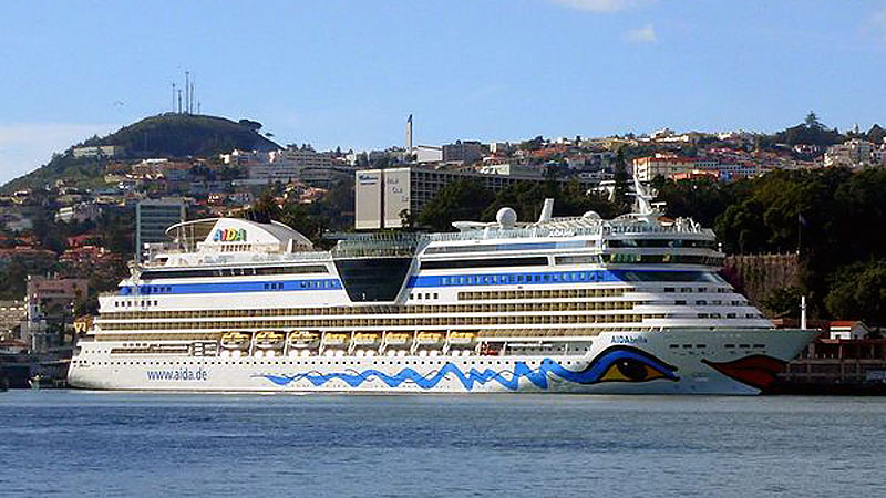 Cruise Ship AIDAbella