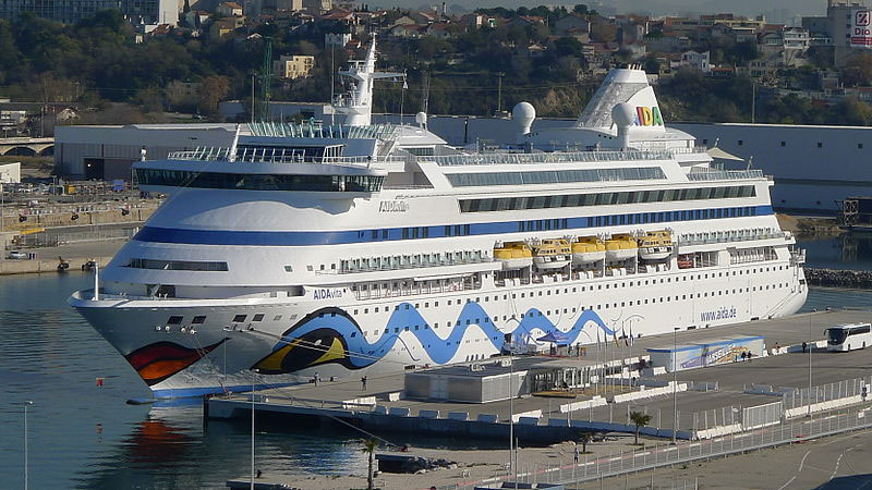 Cruise Ship AIDAvita