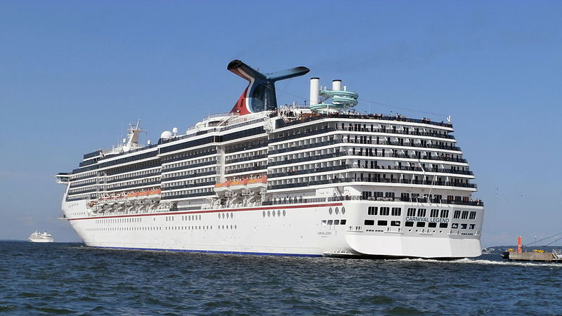 Cruise Ship Carnival Legend