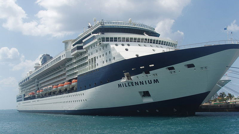 Cruise Ship Celebrity Millennium