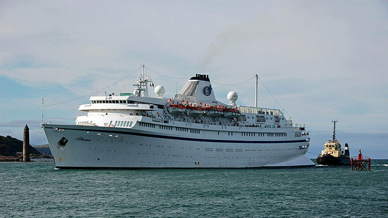 Cruise Ship Athena