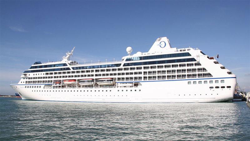 Cruise Lines - Oceania Cruises