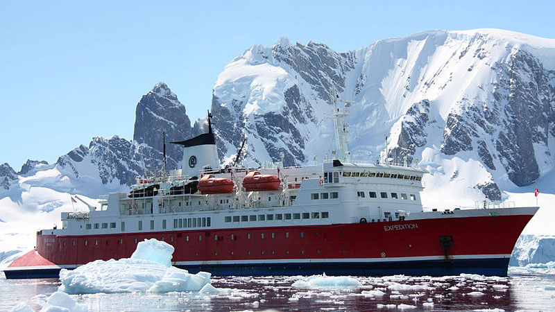 Cruise Ship Expedition