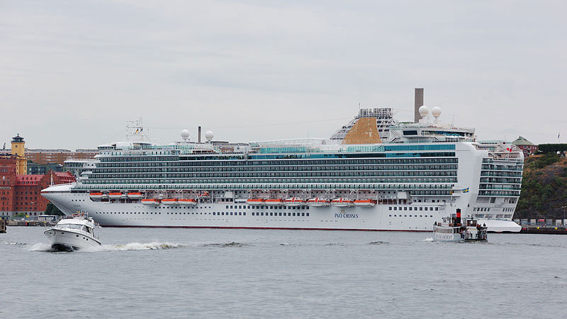 Cruise Ship Azura