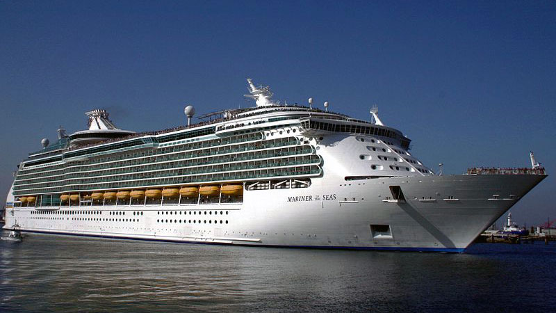 Cruise Ship Mariner of the Seas