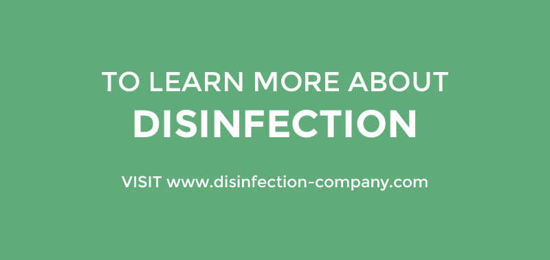 Visit www.disinfection-company.com